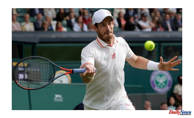 Andy Murray will face Denis Shapovalov, a true test of his fitness
