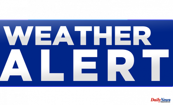 Area south of Route 20: Severe Thunderstorm Warning