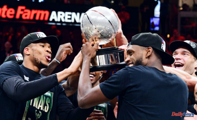 Bucks are hopeful that Giannis Antetokounmpo will make it to The Finals