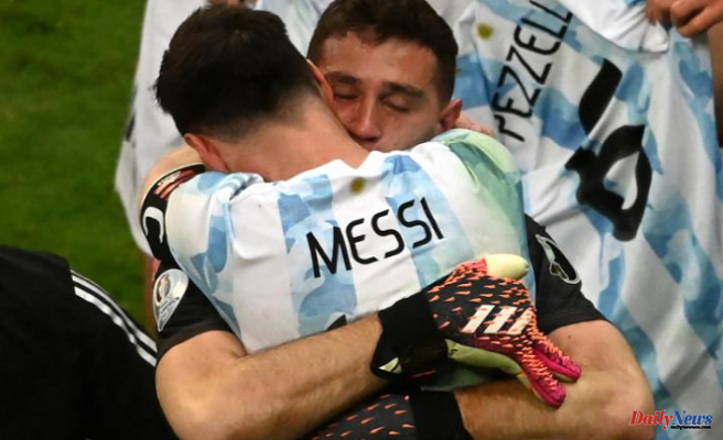 Copa America final: Argentina beats Colombia with penalties
