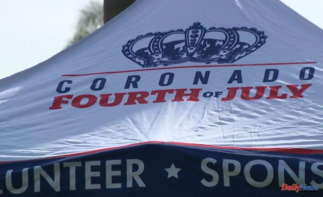 Coronado's Independence Day Parade celebrates its triumphant return on Saturday