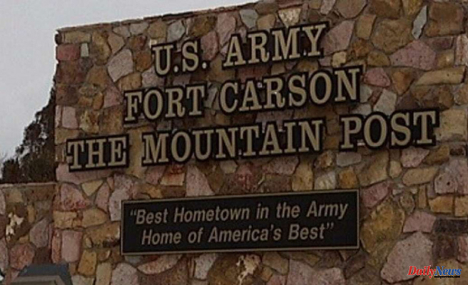 Freedom Fest at Fort Carson kicks off the 4th of July weekend in Colorado Springs, Colorado