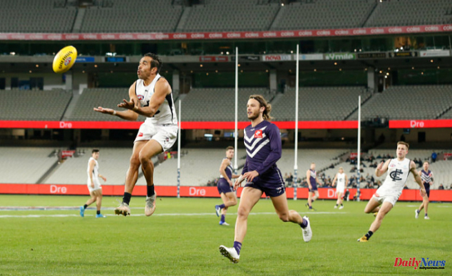 Fremantle is a Carlton snub to keep them in the hunt