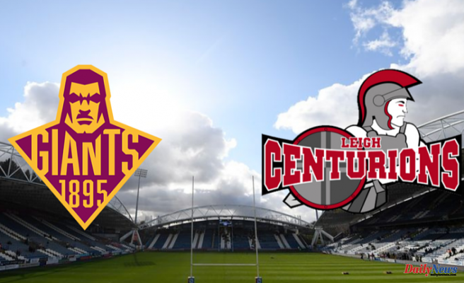 Huddersfield and Leigh close to a swap deal as Centurions plot international signings