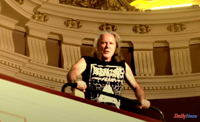 """IRON MAIDEN invites fans to """"Belshezzar's Feast"""" on July 15"""