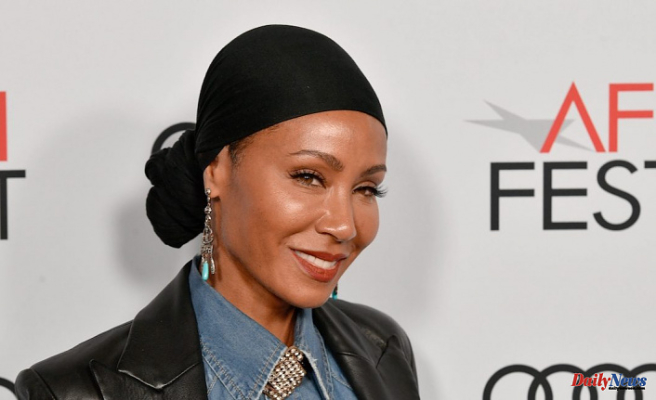 Jada Pinkett Smith, inspired by her daughter, debuts a new hairstyle