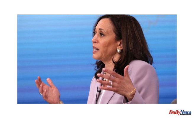 Kamala Harris is going to crash, but that doesn't mean she won't be occupying the Oval Office