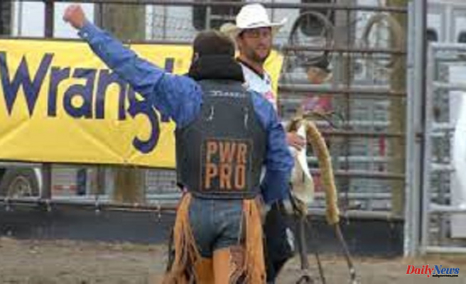 Livingston Roundup Rodeo returns for its 94th year after pandemic