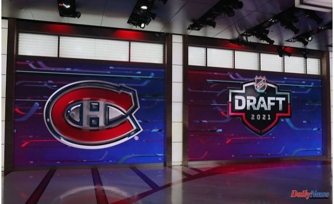 """Logan Mailloux: NHL Draft: Canadiens """"will help me greatly"""""""