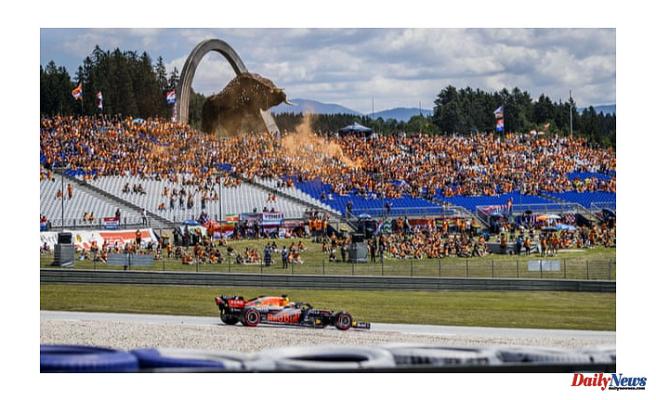 Max Verstappen defeats Lando Norris for Austrian F1 GP pole, Hamilton labours