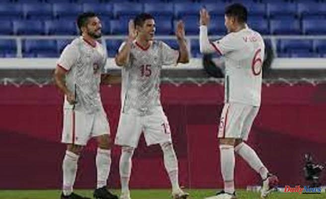 Mexico scores a big win against South Korea to reach the Olympic semifinals