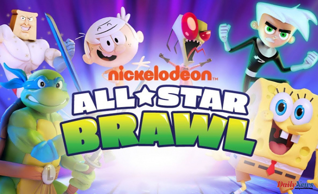 Nickelodeon All-Star Brawl could be the Smash Bros. killer