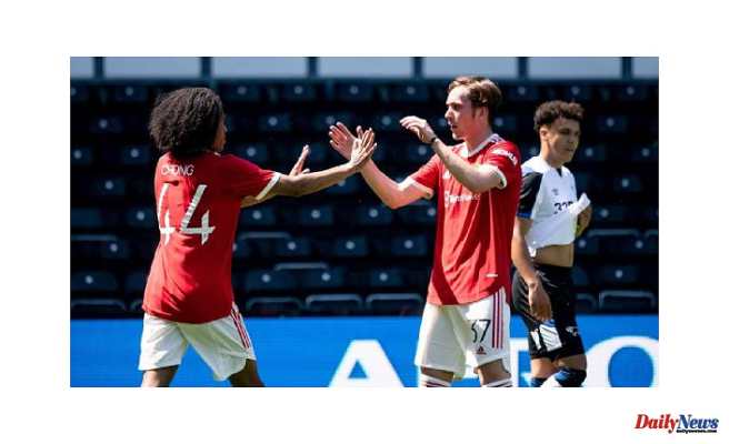 Preseason began with Man United beating Wayne Rooney's Derby County
