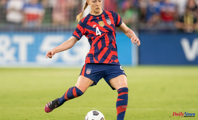PREVIEW: USWNT FINSISHES PRE-OLYMPIC SCHEDULE ON MONDAY, VS. MEXICO AS SPEND-OFF SERIES. PRESENTED BY VISA. CONCLUEDES