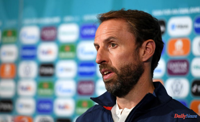 Southgate says England still to conquer Everest