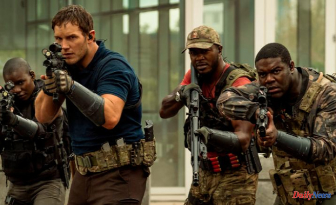 """""""The Tomorrow War"""" asks Chris Pratt for help in saving the world. It also includes an uninspired tale about time travel"""