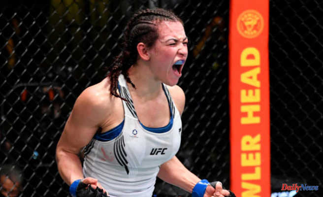 UFC Fight Night Results: Miesha Tate, who has been in retirement for close to five years, returns with TKO Marion Reneau