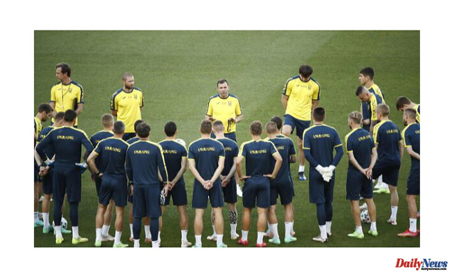 """""""We are not afraid"""": Ukraine media stands firm ahead of the England showdown"""