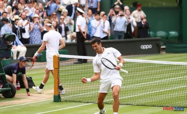 Wimbledon 2021: Novak Djokovic will face Matteo Berrettini for the men's final