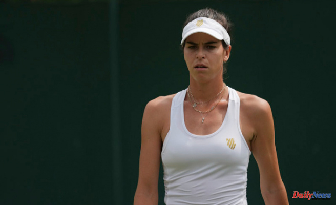 """""""You know she lies"""": Tomljanovic and Ostapenko clash before reaching Wimbledon's fourth round"""