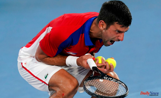 Zverev defeats Djokovic at the Olympics, ending Golden Slam bid