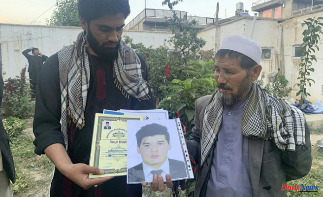 Afghans were looking for new lives in the United States when they were killed at an airport
