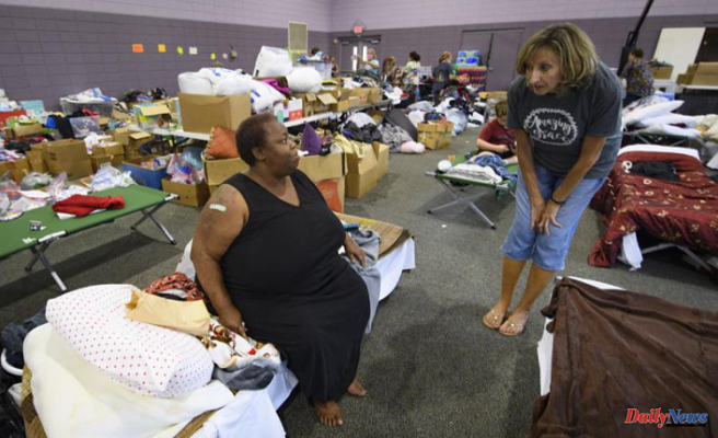After the devastating floods in Tennessee, survivors struggle to cope
