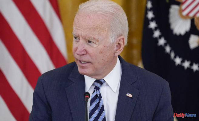 After the Kabul attack, Biden was faced with tough decisions