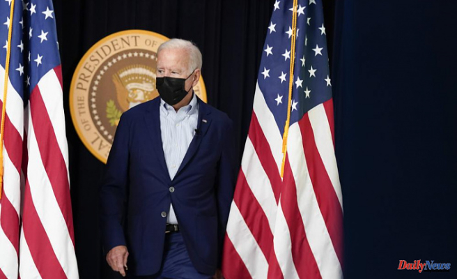 Biden promises to increase strikes against the Taliban extremist group