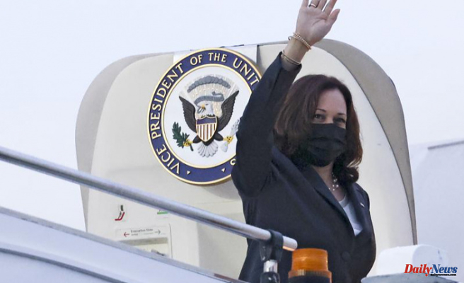 In speech on Indo-Pacific vision, Harris criticizes China