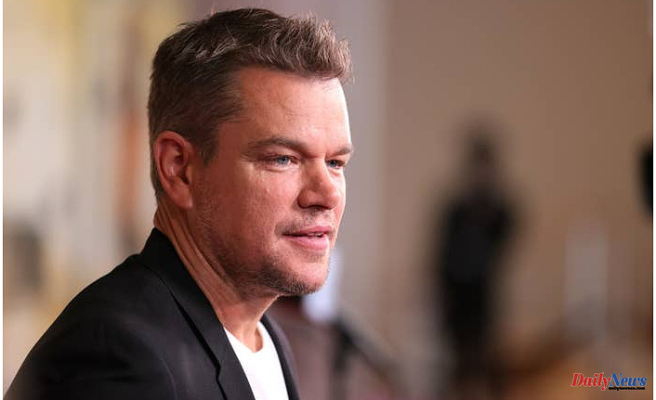 """Matt Damon says he stopped using the """"F-Slur"""" months ago after his daughter told him to"""