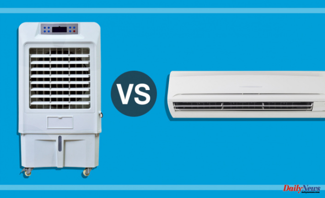 7 Differences Between an Evaporative Cooler and Air Conditioner