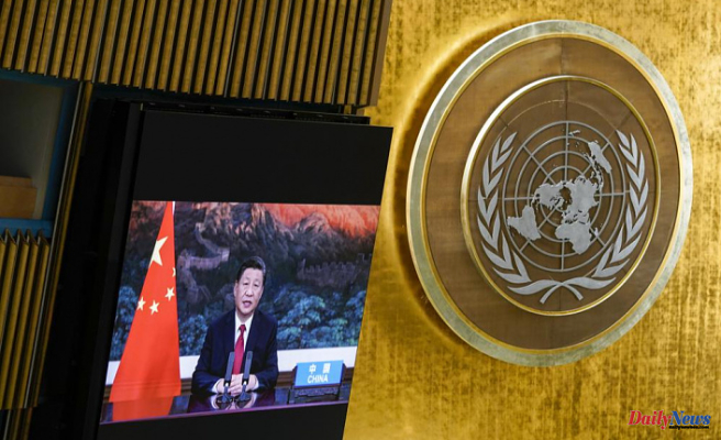 China, US unveil separate big steps to fight climate change
