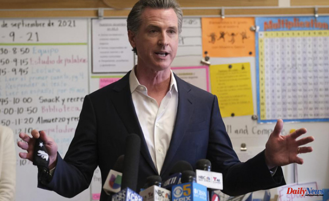 Democrats call for California recall efforts to be modified