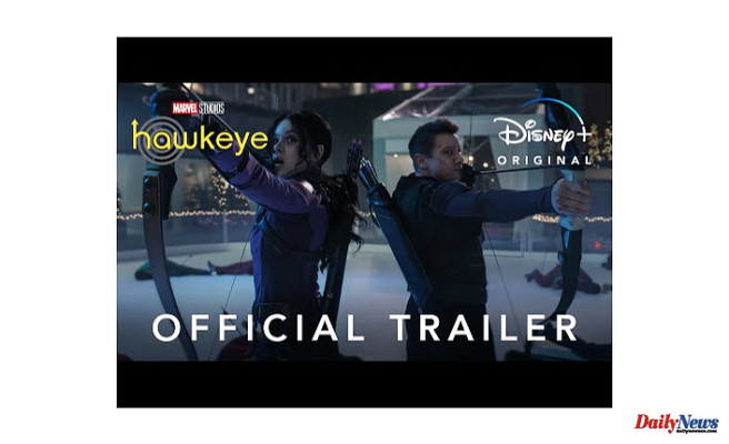 Disney+ 'Hawkeye' trailer shows Clint Barton's past catching up with him