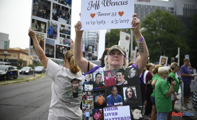 Families are angry and conflicted by OxyContin deal