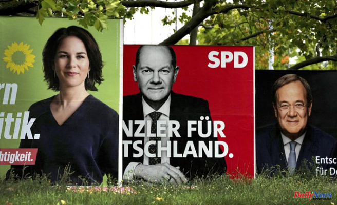 Floods, books and kids: The highlights of the German election campaign
