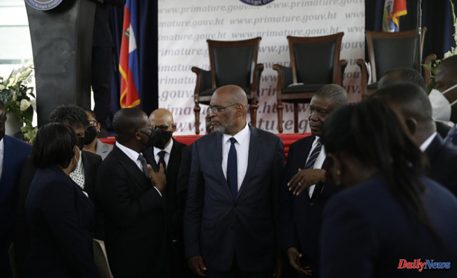Haiti is facing new instability as the PM comes under scrutiny