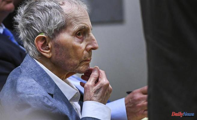 "Jurors say Durst's heir ""killed them all"""