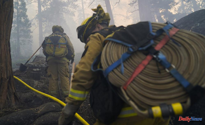 Lake Tahoe residents who fled wildfires are hoping to return home