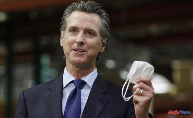 Newsom's nightmare: How one November Day fueled the recall