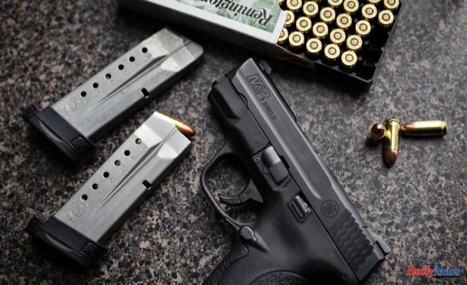 Texas introduces a new law allowing handguns to be carried