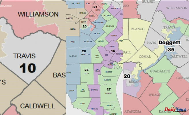 Texas State Senators. Eckhardt and Gutierrez sue to stop redistricting discussions from happening until 2023