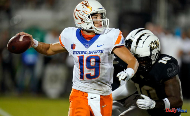 UCF overcomes 21-point deficit against Boise State and wins Gus Malzahn's debut
