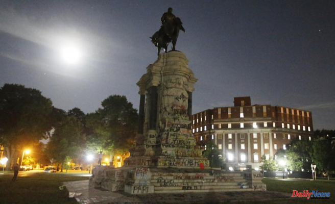 Virginia Supreme Court rules that the statue of Gen. Lee can be removed