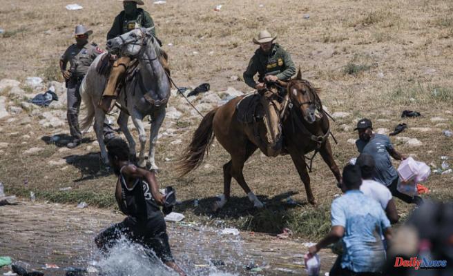 White House faces bipartisan backlash on Haitian migrants