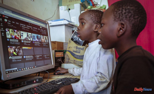 China broker disputed Africa's internet riches