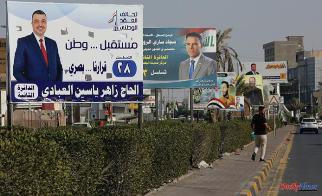 Disillusioned electorate clouded Sunday's vote for Iraq