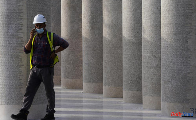 Dubai Expo 2020: 3 Worker Deaths from COVID-19