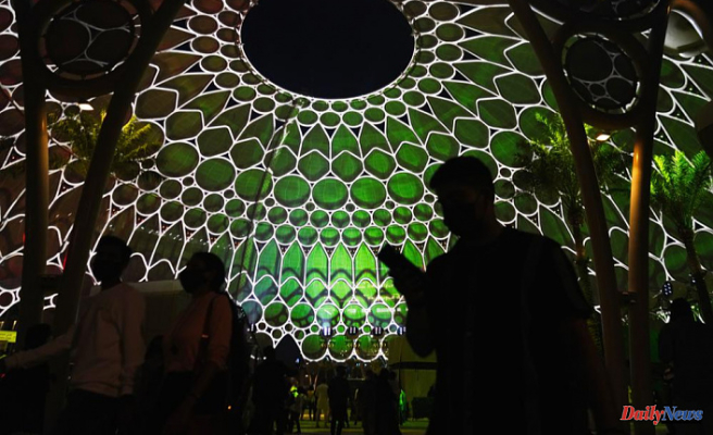 Dubai's Expo opens, bringing first world's fair to Mideast